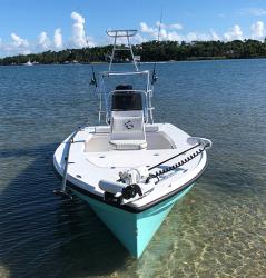 2020 - Piranha Boatworks - Magro P180