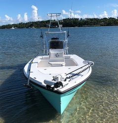 2019 - Piranha Boatworks - Magro P180