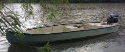 2020 - Santee Boats - 160 Tiller Steer
